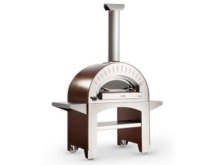 The Forno 4 Pizze Gas Oven is great crowd pleaser that will give four pizzas in 90 seconds. Available in two colours.