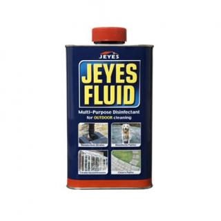 Jeyes Fluid 1Litre. Jeyes Fluid can be used for a multitude of outdoor cleaning tasks.
