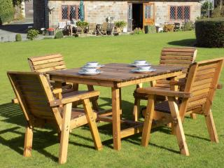 Redwood Thirlmere Four Seater Garden Patio Set