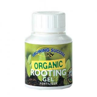 Growing Success Organic Rooting Gel. Simply dip and plant. Free from synthetic growth hormones.