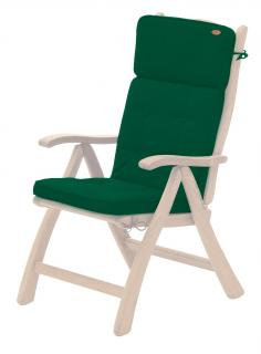 Alexander Rose Premier Recliner Cushion in green