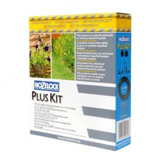 Hozelock Aquapod Plus Watering Kit - 2825. This extension kit will allow you to water up to 5 hanging baskets or 2.5m of hedge.