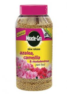 Scotts Miracle-Gro Slow Release Azalea, Camelia & Rhodo Food