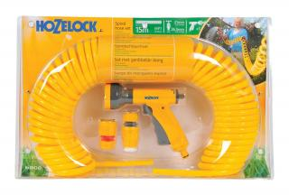 Hozelock Spiral Hose Kit