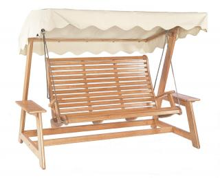 Alexander Rose Code 693. Comes complete with polyester canopy in green or ecru.