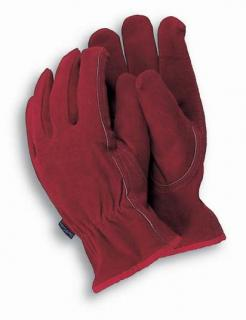 Premium leather ladies garden gloves which are soft and supple.