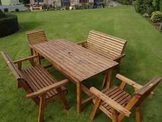 Redwood Keswick Six Seater Patio Set