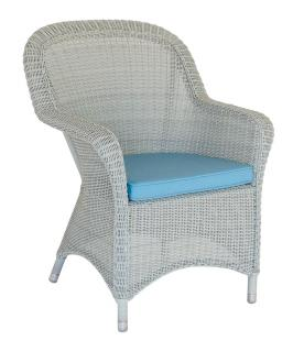 Alexander Rose Classic Armchair Closed Weave