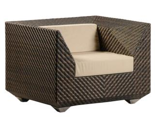 Alexander Rose Ocean Maldives Armchair With Cushion