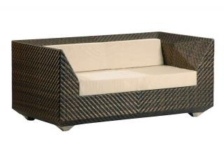 Alexander Rose Ocean Maldives 2 Seater Sofa With Cushions