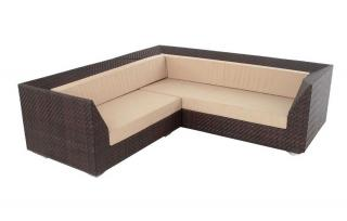 Alexander Rose Code 708. Cushions are included with this garden settee.