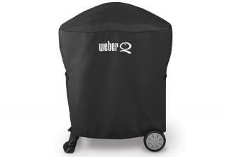 Weber Cover - Q1000 & Q2000 Series With Stand or Portable Cart