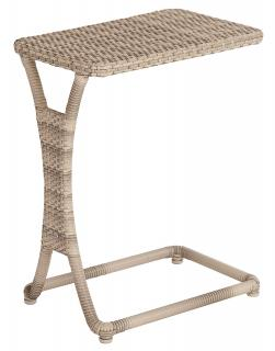 Alexander Rose Ocean Pearl Sunbed Side Table