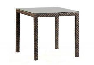 Ocean Fiji Square Dining Table 0.8m x 0.8m