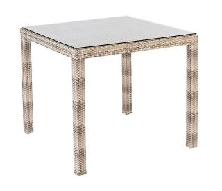 Alexander Rose Ocean Pearl Fiji Square Table 0.8m