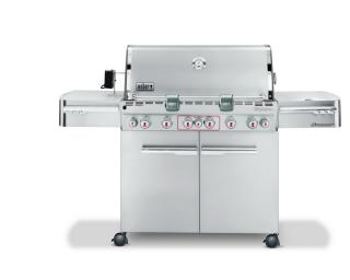 Weber Summit S-670 GBS Gas Barbecue