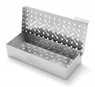 Use this smoker box with our aromatic chips to give a smoke-enhanced flavour to any meal.