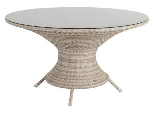 Alexander Rose Ocean Pearl Wave Round Table 1.3m