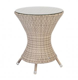 Alexander Rose Ocean Pearl Wave Bistro Table 0.6m