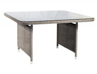 Alexander Rose Monte Carlo Casual Dining Table 1.3m