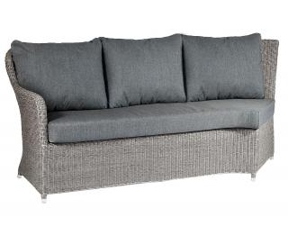 Alexander Rose Monte Carlo Casual Dining Modular Sofa - Right Hand