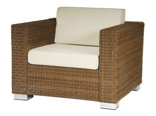 Alexander Rose San Marino Lounge Chair with Cushion