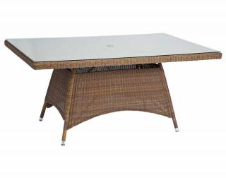 Alexander Rose San Marino Rectangular Table 1.6m x 1m