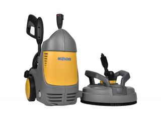 This compact power washer & patio cleaner is versatile & easy to use. Code 7921.