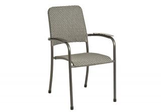 Alexander Rose Portofino Stacking Woven Chair