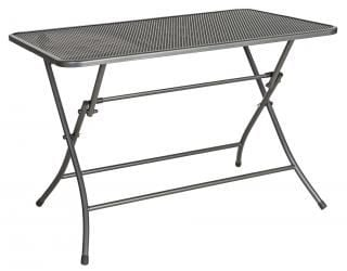 Alexander Rose Portofino Folding Rectangular Table 110 x 70cm