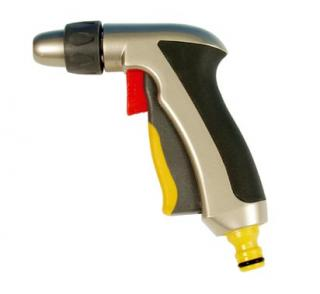 Hozelock Adjustable Metal Nozzle Gun - 2690