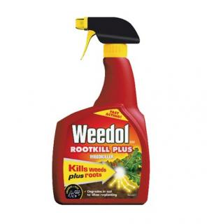 Scotts Weedol Rootkill Plus Gun 1Litre
