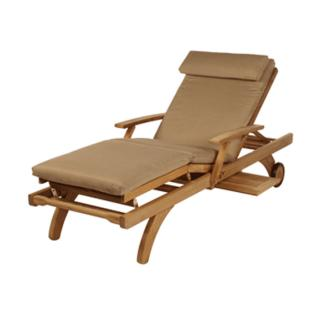 Barlow Tyrie Sun Lounger Cushion