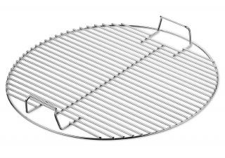 A replacement chrome plated grate for Weber 57cm charcoal barbecues.