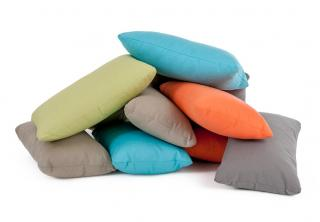 Alexander Rose Code 8805C. Olefin scatter cushions to complement the Beach Lounge sets, available in five colours.