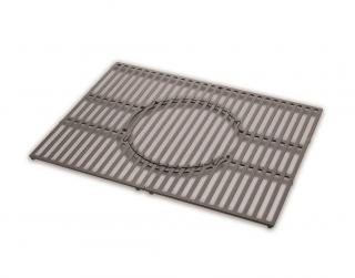 A cast iron cooking grate for the Genesis gas grills.