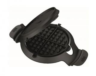 A really versatile waffle and sandwich iron for the GBS grate.