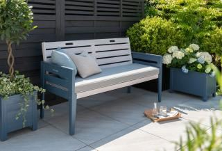 Norfolk Leisure Florenity Galaxy Three Seat Bench