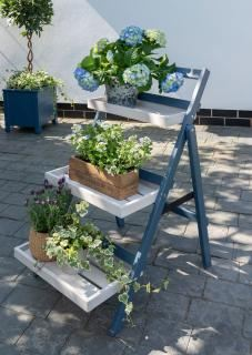 Norfolk Leisure Florenity Galaxy Folding Pot Shelf