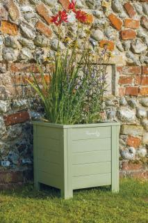 Norfolk Leisure Florenity Verdi Square Planter