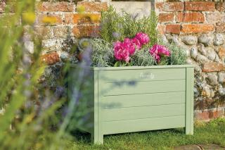 Norfolk Leisure Florenity Verdi Rectangular Planter