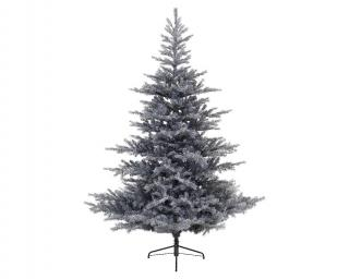 6.5ft Pre-lit Frosted Hampton Spruce Life Like Artificial Christmas Tree