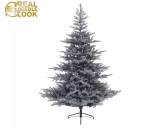 This 6.5ft Feel-Real Christmas tree has a lovely frosty finish. FREE Gift included when you buy online.