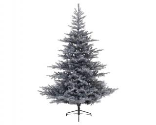 6.5ft Frosted Hampton Spruce Life Like Artificial Christmas Tree