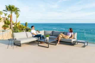 Alexander Rose Rimini Modular Set (only includes the 0.7m Coffee Table)