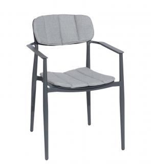 Alexander Rose Rimini Stacking Armchair (cushion extra)