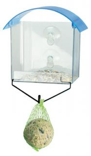 The Vision Windows Feeder is perfect for observing wild birds up close.
