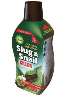 Bayer Slug & Snail Killer 1Kg. Ready to use blue pellets containing a repellent to reduce attractiveness to children and pets. Fast and effective results.