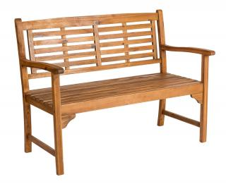 The 4ft Bracket Bench is pleasing to look and comes with an excellent price tag.