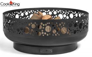 Cook King Boston Decorative Fire Bowl